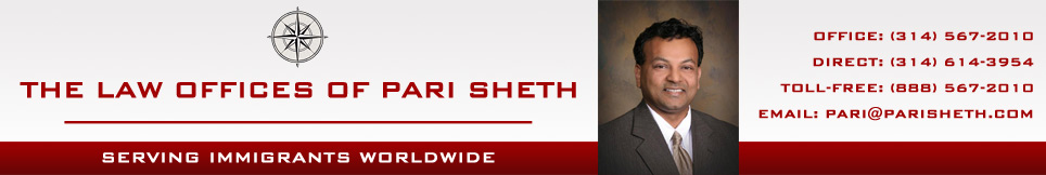 The Law Offices of Pari Sheth